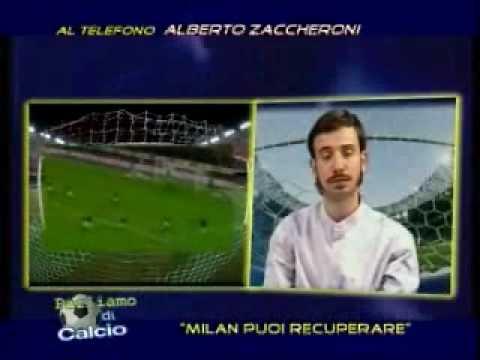 Intervista ad Alberto Zaccheroni - Parte 1