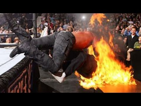 10 Most Extreme WWE Matches Ever