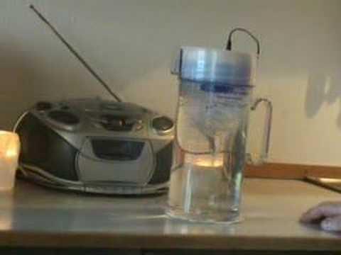 vortex living water machine