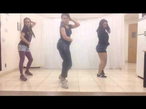 Wiggle wiggle Dance Steps