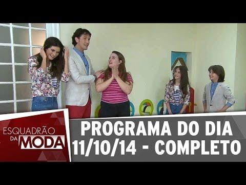 Esquadrão Da Moda (11/10/14) - Completo