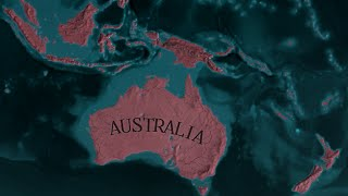 EU4 - Timelapse - Rise of my Australian Empire
