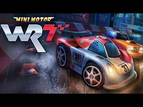 Mini Motor Racing WRT Android Gameplay