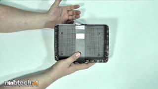 Linksys E4200 WLAN Router - Hands on - NooBTECH.at