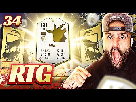 OMG I GOT AN INSANE NEW ICON!!!! FIFA20 Ultimate Team Road To Glory #34