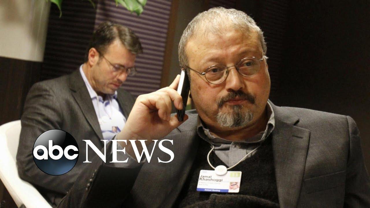 Trump calls for 'severe punishment' if Jamal Khashoggi was killed