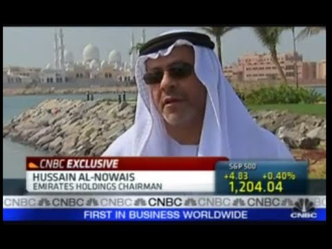 Hussain AlNowais on Abu Dhabi's Move Away From Oil  | CNBC