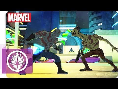 Guardians of the Galaxy - Die Erzfeinde   NEU auf Marvel HQ Deutschland