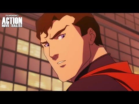 THE DEATH OF SUPERMAN Trailer | DC Animated Movie thumbnail
