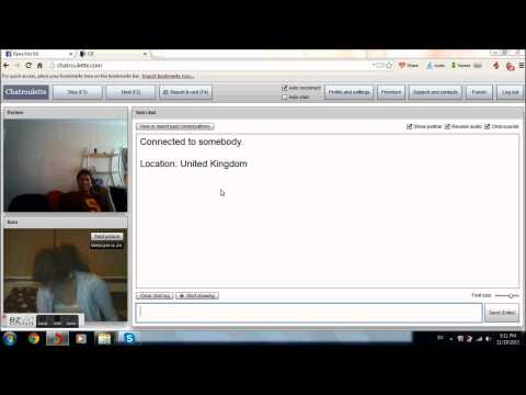 Shemale Prank On Chatroulette! video