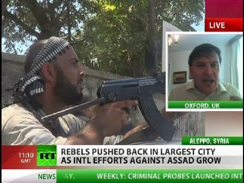 'Rebel atrocities strengthen Assad, turn Syrians off opposition'