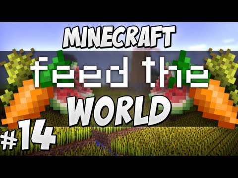 Feed The World - #14 Bees, Trees and Piggies