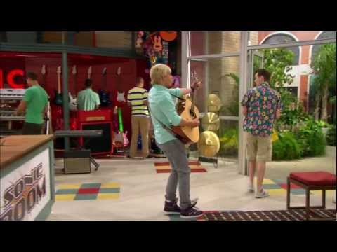 Austin & Ally - Magazines & Made-Up Stuff Sonic Boom Blues Clip