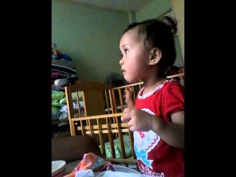Baby Jianne's Hoops Kiri video