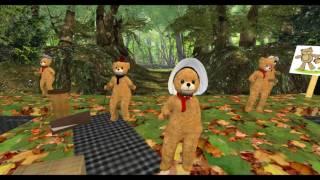 Queenie Teddy Bears' Picnic Paramount 15 July 2017