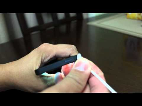How to fix Iphone 5 POWER BUTTON GLITCH.. REALLY WORKS 100%