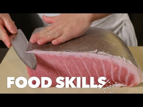 Sushi Masters Explain the Art of Omakase | Food Skills