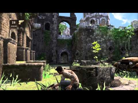 Uncharted: Drake's Fortune playthrough pt13