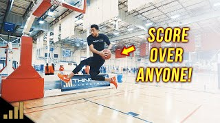 How to: EASILY Score Over Taller Defenders Using This Reverse Layup!