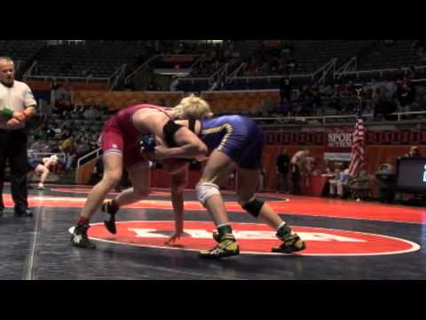 2012 IHSA 3A Prelim Highlights