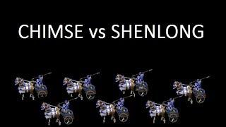 chimse vs shenlong trận Palmyran vs Yamato cực hay.