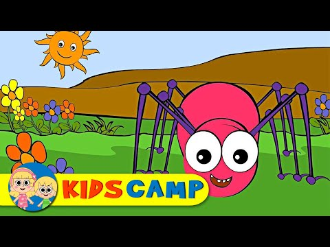 Itsy Bitsy Spider | More Nursery Rhymes for Babies