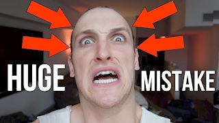 ALL MY HAIR IS GONE!
