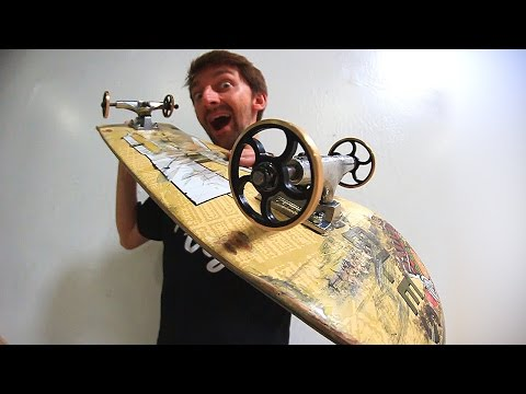 FIDGET SPINNER SKATEBOARD WHEELS | SKATE EVERYTHING EP 57