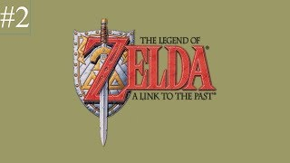 The Legend Of Zelda A Link To The Past Part 2 [SNES Mini]