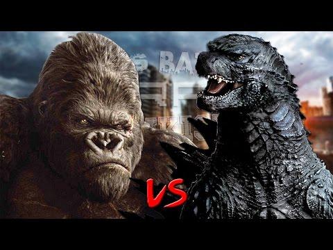 King Kong vs Godzilla. Épicas Batallas de Rap del Frikismo