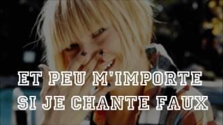 Sia - Bird Set Free traduction française