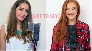 "Download Lagu ""Side To Side"" Cover by Red & Esmee Denters Gratis STAFABAND"