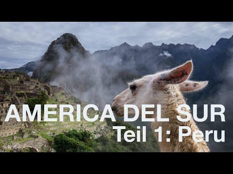 Südamerika Teil 1 Peru