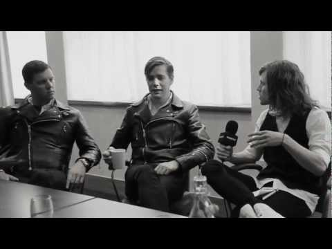 Hush TV - the Hives Interview (Part 1)