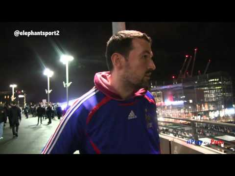England vs France Vox Pop