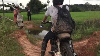 Adventure time in Asia| In Siem Reap | Cambodia Motor | Motor Tours #Part 1
