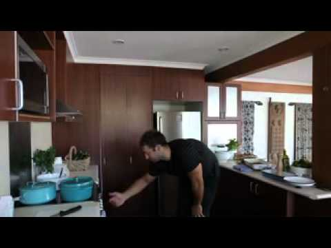 Cook For Your Life by Ian Thorpe - behind the scenes 2