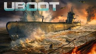 UBOOT - game Kickstarter