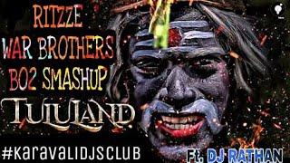 TULU LAND (RITZZE X WAR BROTHERS X BO2 SMASHUP) Ft. DJ RATHAN(Eye Dea Creation) (MP3 IN DESCRIPTION) 3.55 MB