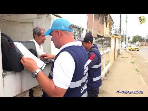 Aguas del Chuno EP realiza censo en Cdla. Los Chonanas