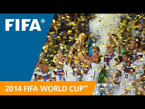 FIFA WC 2014 - Germany vs. Argentina - International Sign Highlights
