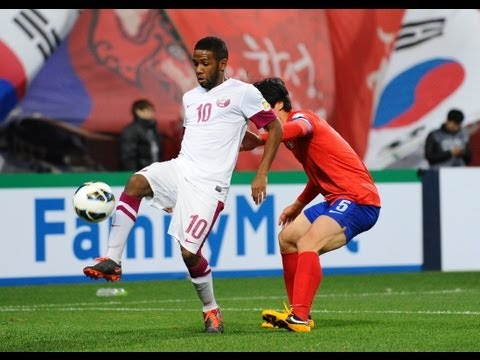 Korea Republic vs Qatar: 2014 FIFA World Cup Asian Qualifiers (Final Rd, Match Day 7)