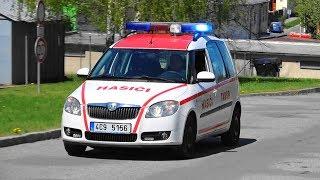 VEA Škoda Roomster Sbor dobrovolných hasičů Tábor