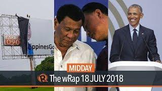 Bong Go billboards, China on PH loans, Mandela | Midday wRap