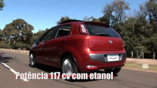 Teste Fiat Punto 2014