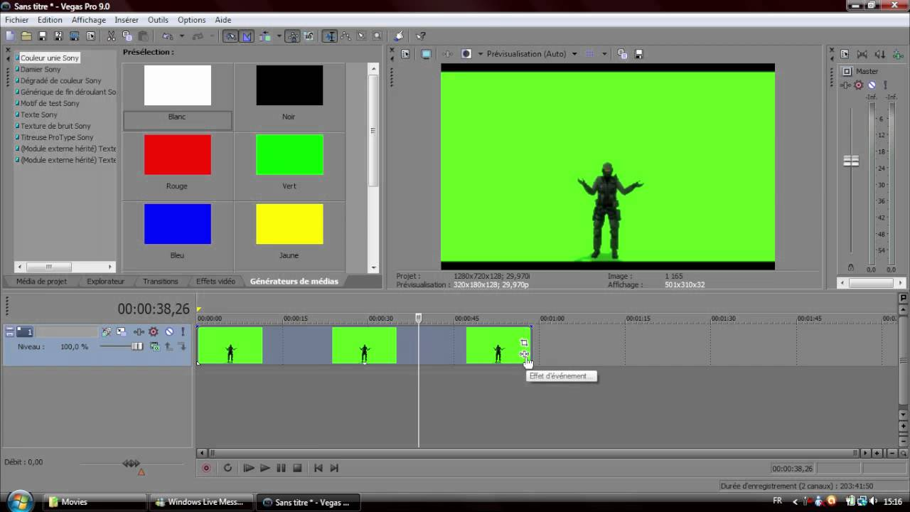 how to install editing pack sony vegas