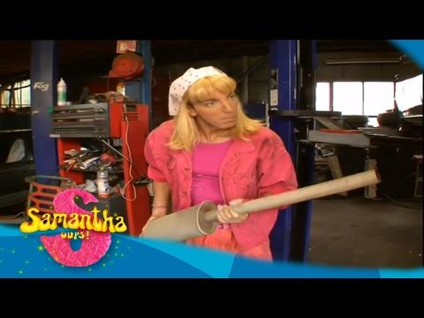 Les in dits 18 samantha oups au g te youtube - Samantha oups sur le banc ...