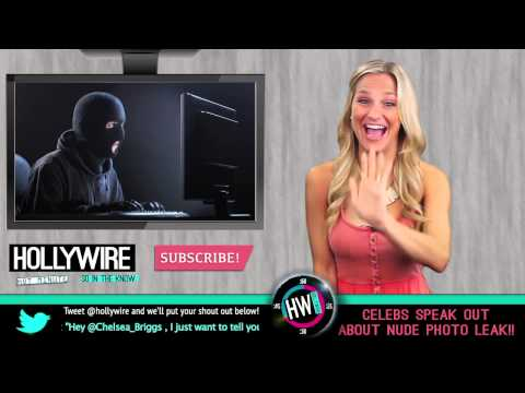 Jennifer Lawrence & Ariana Grande Leaked Nude Pics Scandal! (update) video