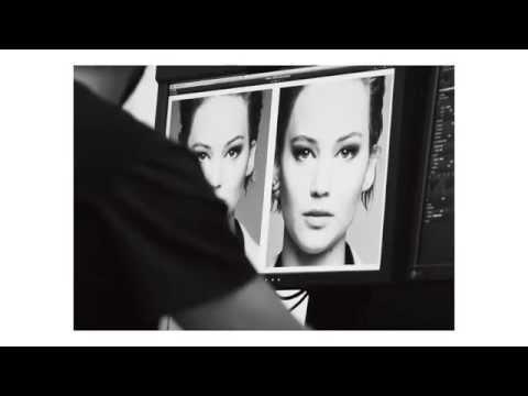 "Jennifer Lawrence   Behind the Scenes of ""Be Dior"" - September 17, 2014"