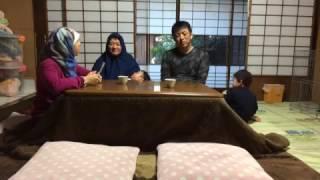 Jalan Hidayah Satu Keluarga Jepang Masuk Islam